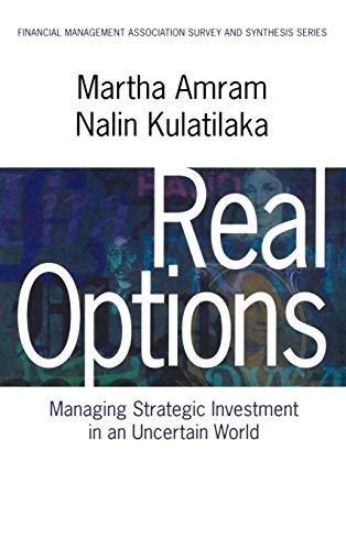 9780875848457: Real Options:: Managing Strategic Investment in an Uncertain World (Financial Management Association Survey and Synthesis)