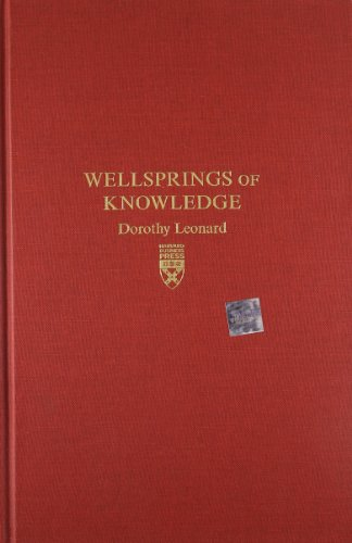 9780875848594: Wellsprings of Knowledge: Building and Sustaining the Sources of Innovation