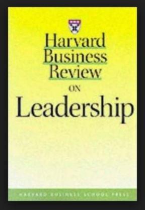 9780875849881: Harvard Business Review on Leadership
