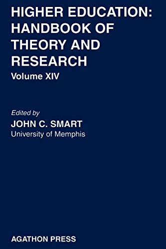 9780875861258: Higher Education: Handbook of Theory and Research, Volume XIV