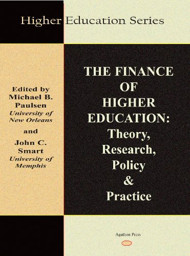 9780875861340: The Finance of Higher Education: Theory, Research, Policy, and Practice (Higher Education Series)