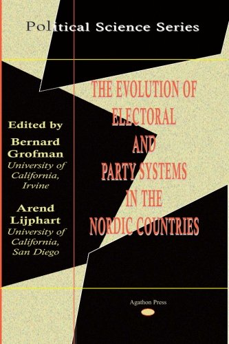 9780875861388: The Evolution of Electoral and Party Systems in the Nordic Countries