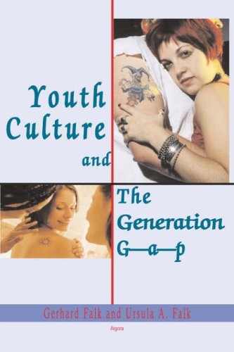 9780875863689: Youth Culture And The Generation Gap