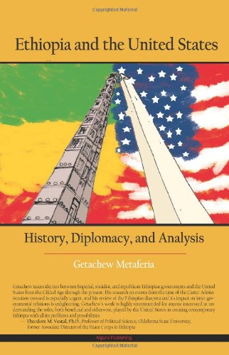 9780875866451: Ethiopia and the United States: History, Diplomacy, and Analysis