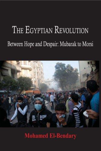 9780875869919: The Egyptian Revolution: Between Hope and Despair, Mubarak to Morsi