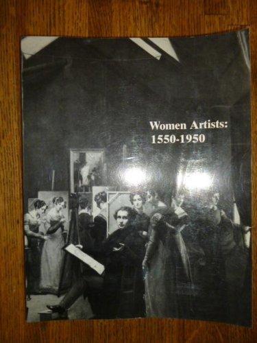 9780875870731: Women artists, 1550-1950