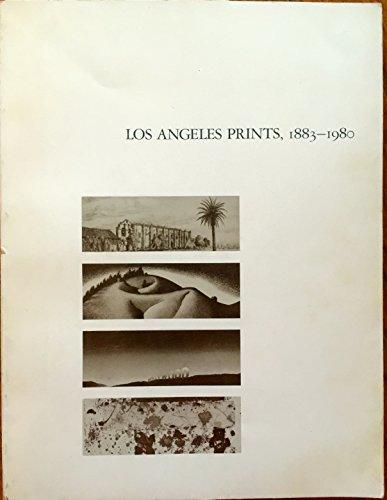 9780875870977: Los Angeles prints, 1883-1980: Los Angeles County Museum of Art