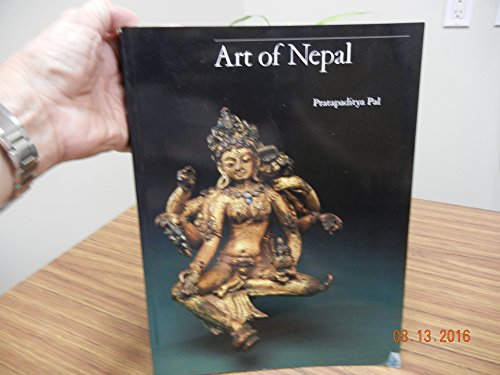 9780875871226: Art of Nepal: A catalogue of the Los Angeles County Museum of Art collection