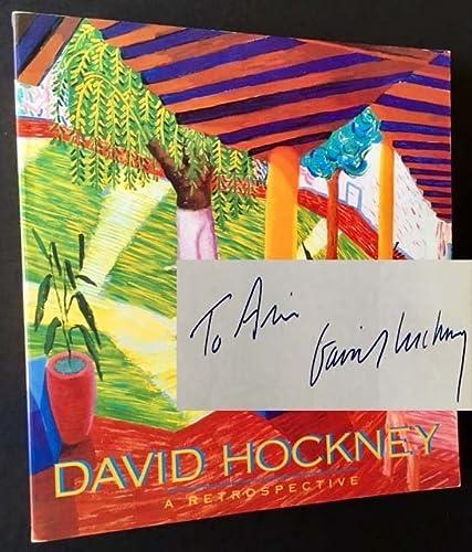 David Hockney: A Retrospective: Hockney, David; Tuchman,