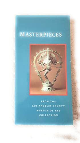 9780875871462: Masterpieces from the Los Angeles County Museum of Art Collection