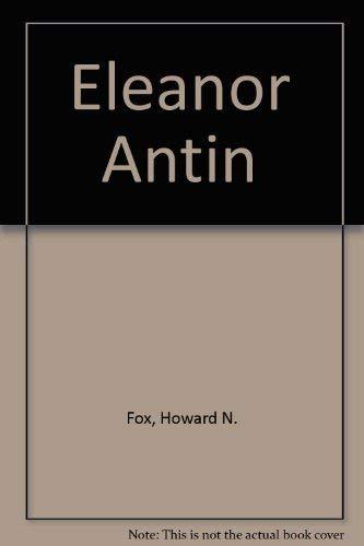 9780875871851: Eleanor Antin