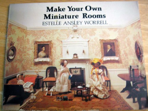 9780875881393: Make your own miniature rooms