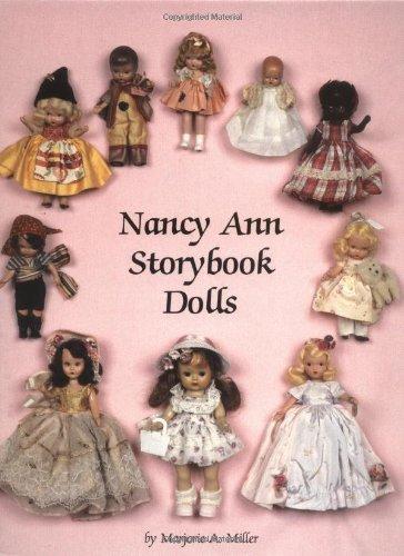Nancy Ann Storybook Dolls: Marjorie A. Miller