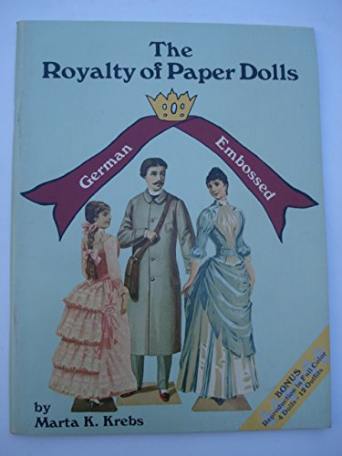 9780875882208: Royalty of Paper Dolls
