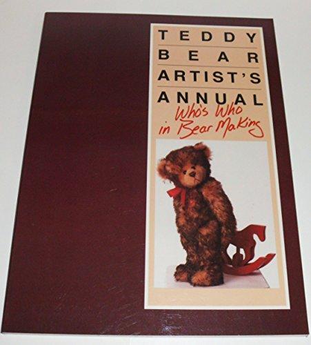 9780875883410: Teddy Bear Artist Annual