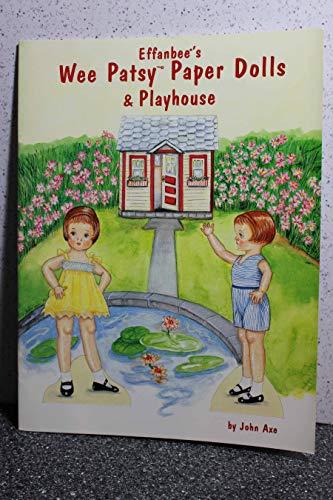 Effanbee's Wee Patsy Paper Dolls & Playhouse: John Axe