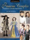 9780875886428: Famous Couples Fashion Doll Patterns: 20 Patterns