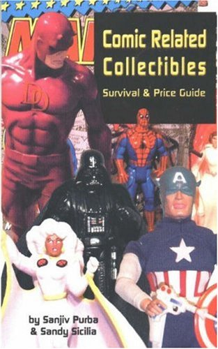 9780875886558: Comic Related Collectibles, Survival and Price Guide