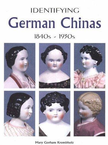 9780875886718: Identifying German Chinas, 1840s-1930s