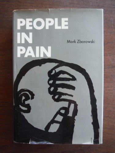 9780875890463: People in pain (The Jossey-Bass behavioral science series)