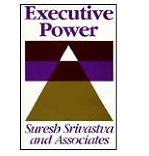 9780875896915: Executive Power: How Executives Influence People and Organizations (Jossey Bass Business & Management Series)