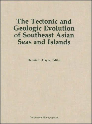 9780875900230: The Tectonic and Geologic Evolution of Southeast Asian Seas and Islands (Geophysical Monograph, No. 23)