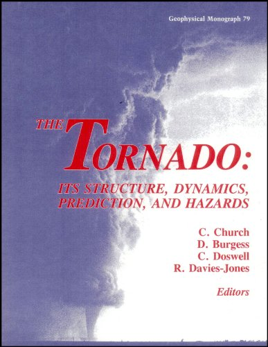 9780875900384: The Tornado: Its Structure, Dynamics, Prediction, and Hazards (Geophysical Monograph Series)