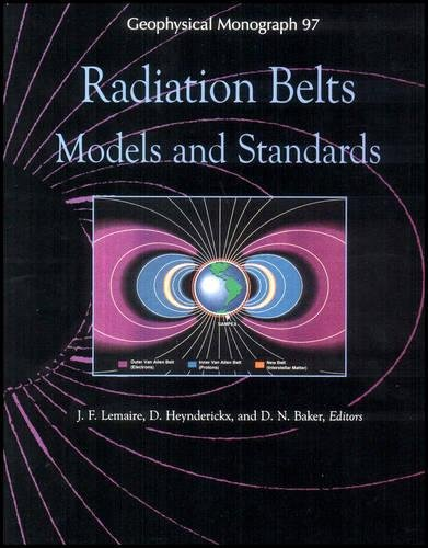 Radiation Belts: Models and Standards. Geophysical Monograph 97.: Lemaire, J. F.; Heynderickx, D.; ...