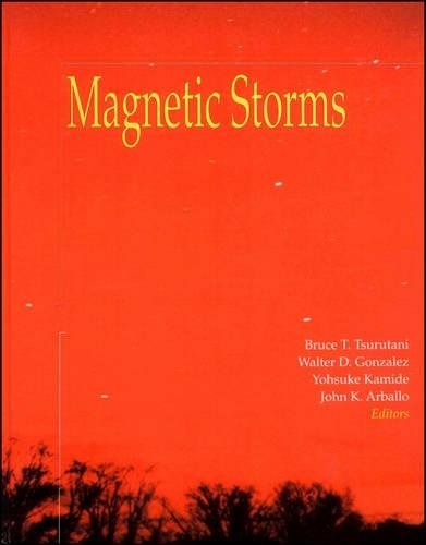 9780875900803: Magnetic Storms (Geophysical Monograph Series)