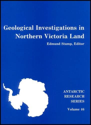 9780875901978: Geological Investigations in Northern Victoria Land