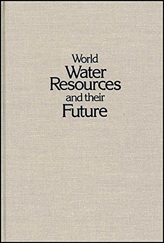 9780875902241: World water resources and their future