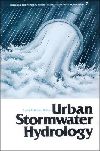 9780875903088: Urban Stormwater Hydrology (Water Resources Monograph)