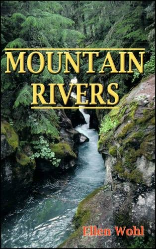 9780875903187: Mountain Rivers (Water Resources Monograph)