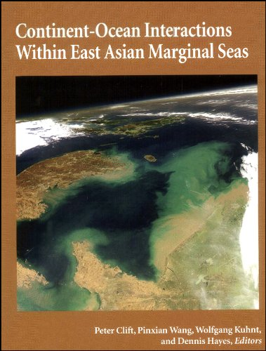 9780875904146: Continent-Ocean Interactions Within East Asian Marginal Seas (Geophysical Monograph Series)