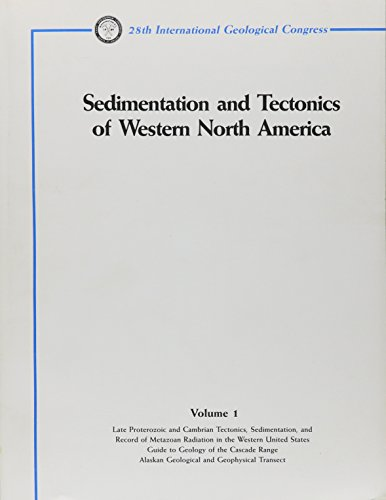 Sedimentation and Tectonics of Western North America. Vol. 1.: AGU