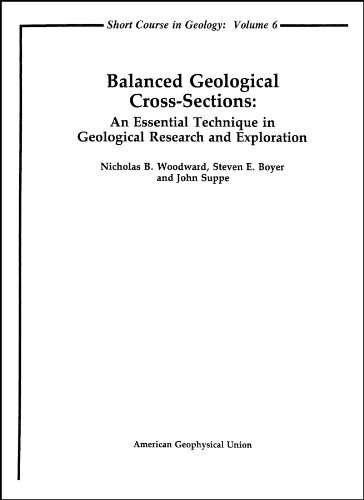 9780875907031: Balanced Geological Cross-Sections: An Essential Technique in Geological Research and Exploration (Short Courses in Geology)