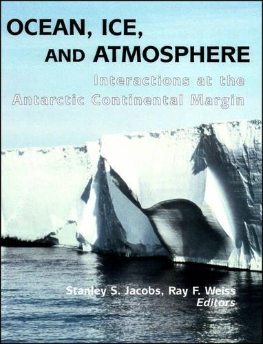 9780875909103: Ocean, Ice, and Atmosphere: Interactions at the Antarctic Continental Margin (Antarctic Research Series)
