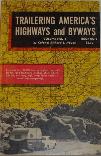 9780875930084: Trailering America's Highways and Byways: The West