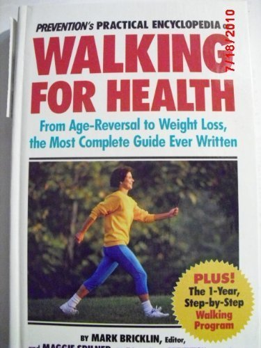 pdf of walking for health mark bricklin and maggie spilner