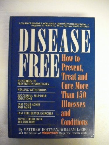 Disease Free: Matthew Hoffman, William LeGro