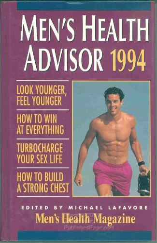 Men's Health Advisor 1994: LAFAVORE, Michael (editor)