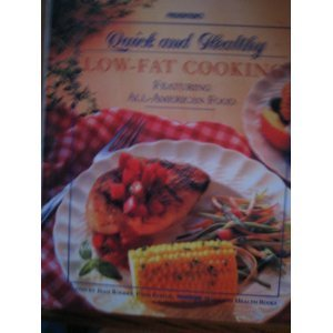 9780875962351: Prevention's Quick and Healthy Low-Fat Cooking: Featuring All-American Food