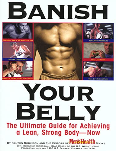 9780875963983: Banish Your Belly: The Ultimate Guide for Achieving a Lean, Strong Body- Now