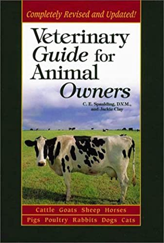 9780875964041: Veterinary Guide for Animal Owners