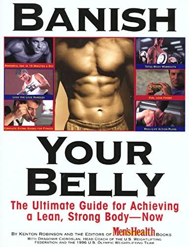 9780875965017: Banish Your Belly: The Ultimate Guide for Achieving a Lean, Strong Body-- Now
