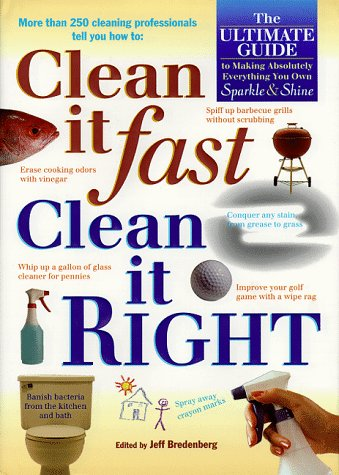 Clean It Fast, Clean It Right : y