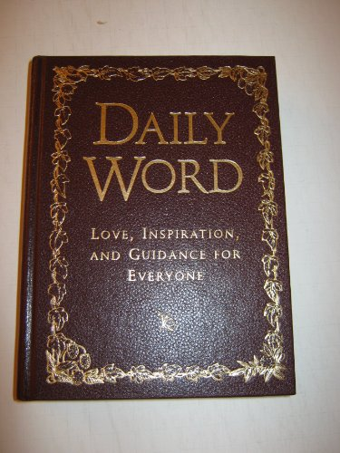 Daily Word: Love, Inspiration and Guidance for Everyone (087596530X) by Colleen Zuck