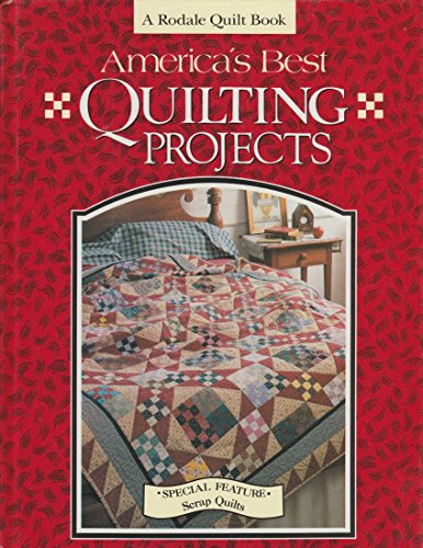 9780875966045: Quilting Projects: Scrap Quilts (Rodale Quilt Book)