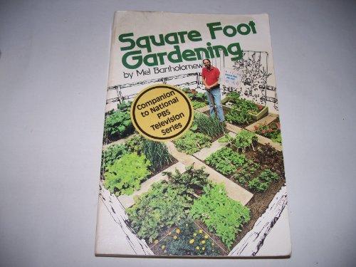 9780875966588: Square Foot Gardening