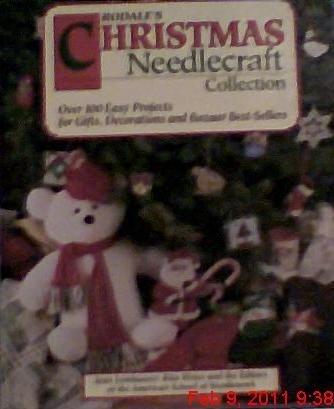 Rodale's Christmas Needlecraft Collection: Over 100 Easy: Jean Leinhauser, Rita